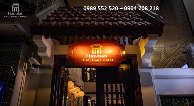 hanoian elite home hotel