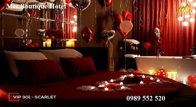 khách sạn tình yêu tại hà nội