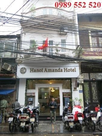 hotel hanoi amanda