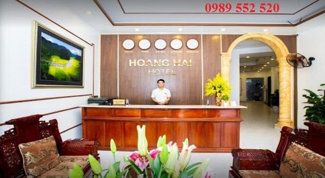 sảnh hoàng hải ninh bình hotel