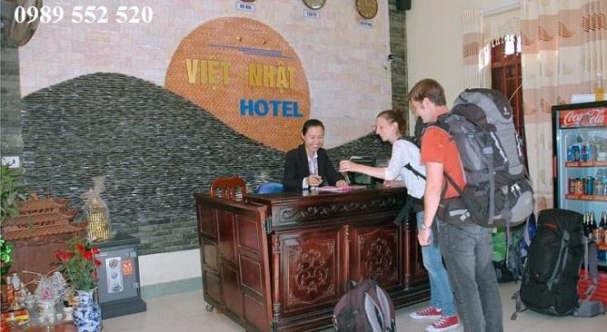viet nhat ninh binh hotel