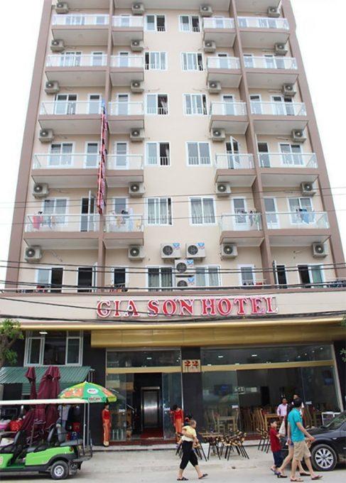 gia sơn sầm sơn hotel