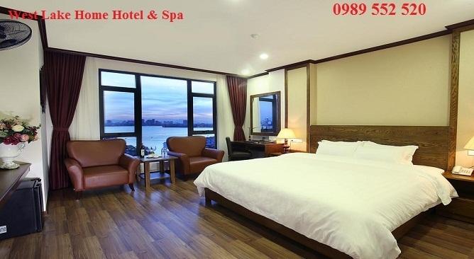 khách sạn khu vực hồ tây hà nội