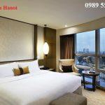 Điểm danh 10 khách sạn lớn nhất Hà Nội tiện nghi, hiện đại cao cấp