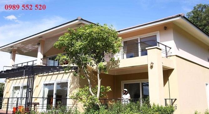 bella villa ba vì
