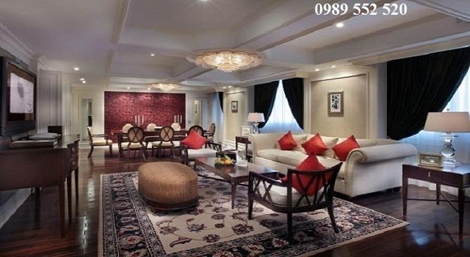 khách sạn metropole ở hà nội