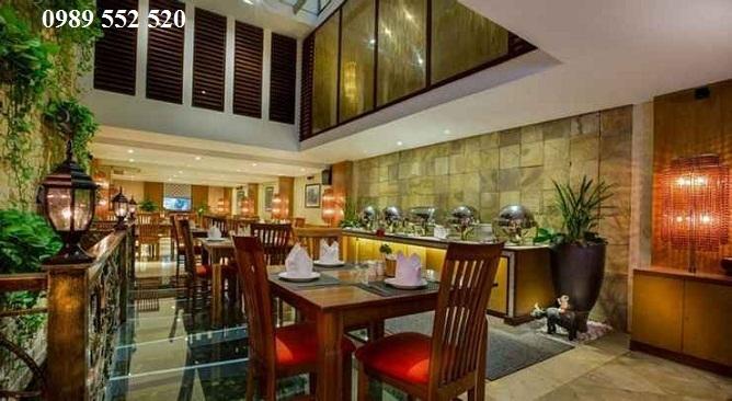nhà hàng khách sạn oriental suites