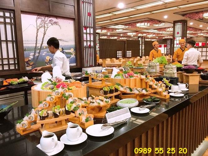 ẩm thực yoko onsen quang hanh