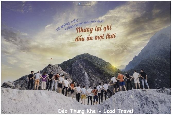 cảnh đẹp đèo thung khe
