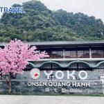 Tour du lịch Quang Hanh Quảng Ninh Yoko Onsen 2 ngày 1 đêm