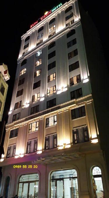 khách sạn sun queen quảng ninh