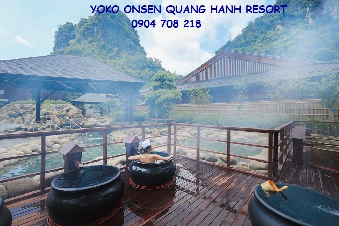 quang hanh onsen resort