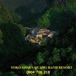Bảng giá phòng Yoko Onsen Quang Hanh Resort khuyến mại mới nhất