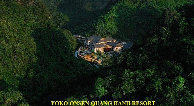 quang hanh resort