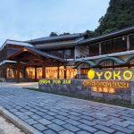 Bảng giá Yoko Onsen Quang Hanh booking đặt phòng mới nhất