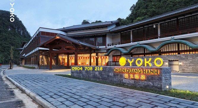 yoko onsen quang hanh booking