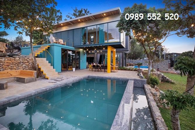 bể bơi miaa house