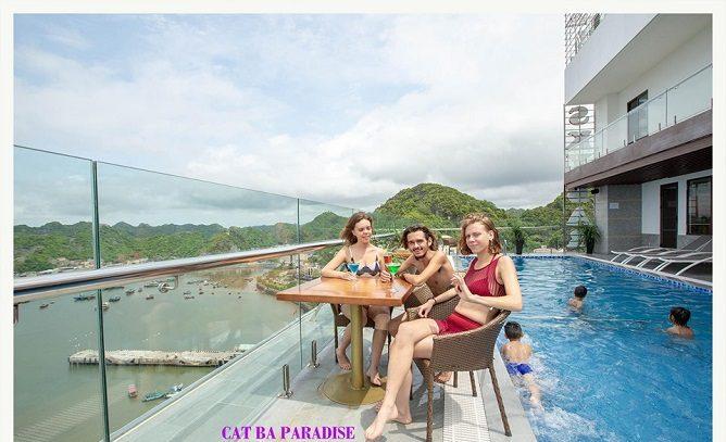 cat ba paradise
