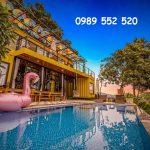 Hestia Luxury Container Villa – Đặt phòng Villa sang, xịn, mịn 0989552520