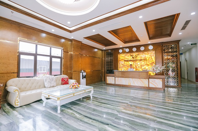 khách sạn prosperity