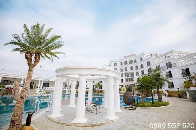 khu nghỉ dưỡng glory resort