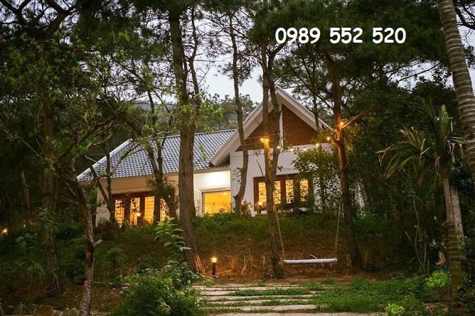 the moonlight villa