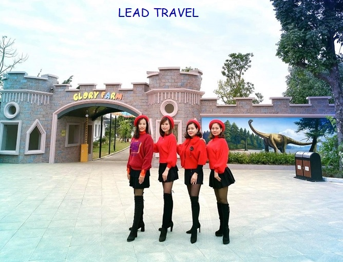 du lịch glory resort
