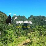 Tour du lịch Xuân Sơn đồi chè Long Cốc 2 ngày 1 đêm lửa trại