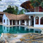 Mai Châu Rustic Home – Đặt phòng khách sạn GIÁ ƯU ĐÃI 0989552520