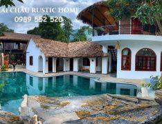 mai châu rustic home