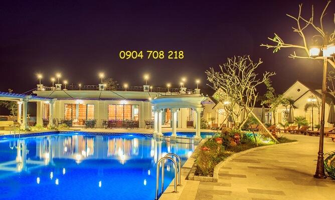 vườn vua resort 2 ngày 1 đêm