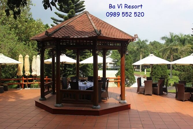 tour du lịch ba vì resort 2 ngày 1 đêm
