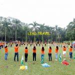 Tour Sông Hồng Resort 1 ngày Team Building hấp dẫn mới lạ